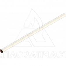 Подовжувач роздільного димоходу (одинарний) Ø 60 мм.L = 2 м