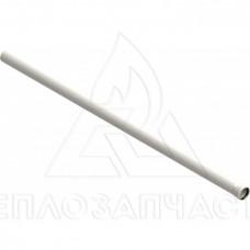 Удлинитель раздельного конденсационного дымохода Ø 60 мм. L=2 м.