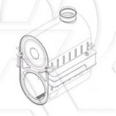 Теплообменник конденсационный Baxi Luna HT, Westen Condens 65 кВт - 5695900
