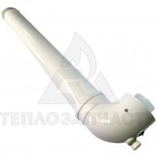 Комплект коаксіального димоходу конденсаційний Ø 60/100 мм. (Premium)