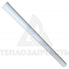 Коаксіальний подовжувач Ø 60/100 мм. AL+Fe. Довжина 1,5 м. - CE.00.23 H