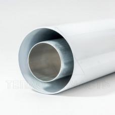 Коаксиальный удлинитель Ø 80/125 мм. AL+Fe. Длинна 1 м. - CE.00.62 H