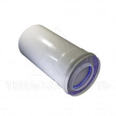 Коаксиальный удлинитель конденсационного котла 0,25 м. Ø 80/125 мм.