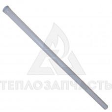 Удлинитель раздельного конденсационного дымохода Ø 80 мм. L=2 м.