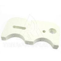 Изоляция камеры сгорания Baxi Slim (электроды розжига сдвоенные) - 3202520