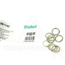 """Комплект прокладок під накидну гайку Vaillant 1/2"""" (10 шт.) - 981142"""