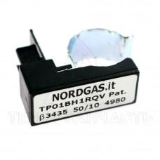 Датчик NTC температурний накладний Ø 18 мм. - TP-01BH1RQV