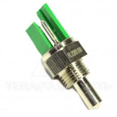Датчик NTC температури ГВП (зелений) Ariston, Biasi - 998458, BI1001117