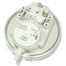 Дифференциальное реле давления дыма (прессостат) Huba 105-90 Pa