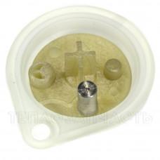 Мембрана A газовой колонки Junkers, Bosch WR10 (овал) - 8738710120