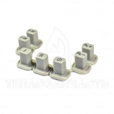 Кнопки плати, панелі управління Baxi - 5414010, 710830500