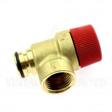 Предохранительный клапан 3 бар. Ariston UNO, Microgenus Plus - 65103222, 997088