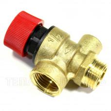 Предохранительный клапан 3 бар. Ariston T2, TX - 998447