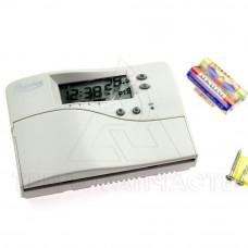 Провідний цифровий тижневий кімнатний термостат LT08 - 6298