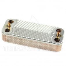 Теплообменник пластинчатый 14 пл. Immergas - 1.022220 (Swep)