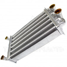 Теплообменник для котла Ariston Egis 24 кВт (до 2008 г.) - 65105094 (аналог)