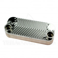 Теплообменник пластинчатый 12 пл. 4 фланца DGB 100-200 MSC - 3318112300