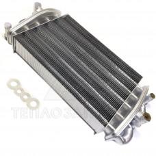 Теплообмінник для котла TeploWest Optima АГД 24 бітермічний - DO305