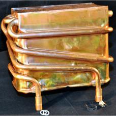 Теплообменник для газовой колонки Junkers WR350 - 8705406376, 8705406185