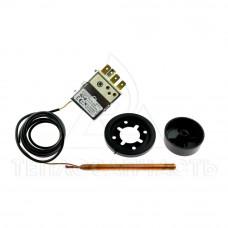 Термостат регулювальний (робочий) діапазон 0-90°С, капиляр L=1500 мм, темп. елемент - Ø 6,5 х 95 мм, IMIT - 540355/A