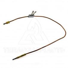 Термопара з термопреривателем (оголовок тип А1, підключення М9х1, L=600 mm) - 0.270.408