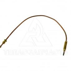 Термопара (оголовок тип А3, різьба оголовка М8х1, підключення М9х1, L=400 mm) - 0.200.053