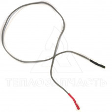 Соединительный кабель электрода и пьезоэлемента (два круглых разъёма Ø 2,4 мм. L=600 мм.) - 0.028.515.600