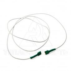 З'єднувальний кабель термопреривателя і датчика тяги (два широких плоских роз'єма, L=800 мм.) - 0.710.006.800