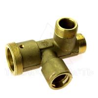 3-х ходовой клапан (без сервопривода) газового котла Vaillant Turbo MAX Pro/Plus, Atmo Max - 0193013