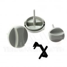 Комплект ручек управления (серые, 3 шт.) Vaillant MAX - 114288