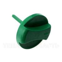 Ручка регулировки (зеленая) газого котла Vaillant Turbo MAX Pro/Plus,  Atmo Max Pro/Plus. 1 шт. - 114286