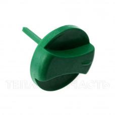 Ручка регулировки (зеленая, 1шт.) газового котла Vaillant MAX - 114286