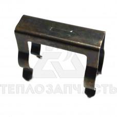 Клипса (скоба) 1 шт. трубки теплообменника Biasi - BI1182106