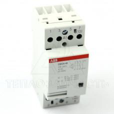 Контактор Eb.ISCH 24A (AC-1) Protherm Скат v.10-13 24A - 0020025215